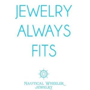 Jewelry - 💎Electric Blue Topaz Pendant💎